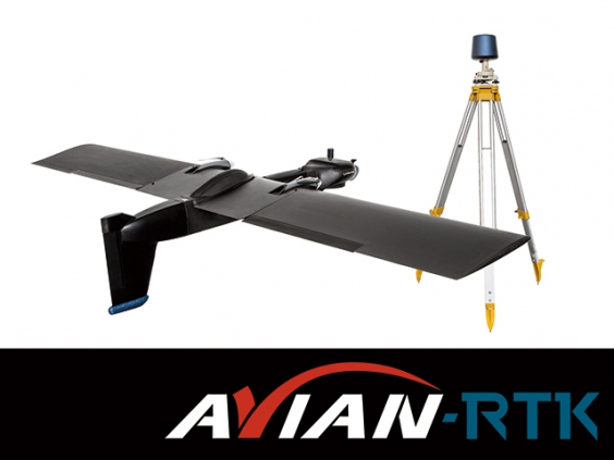 Avian-RTK(PPK)<br>High Accuracy